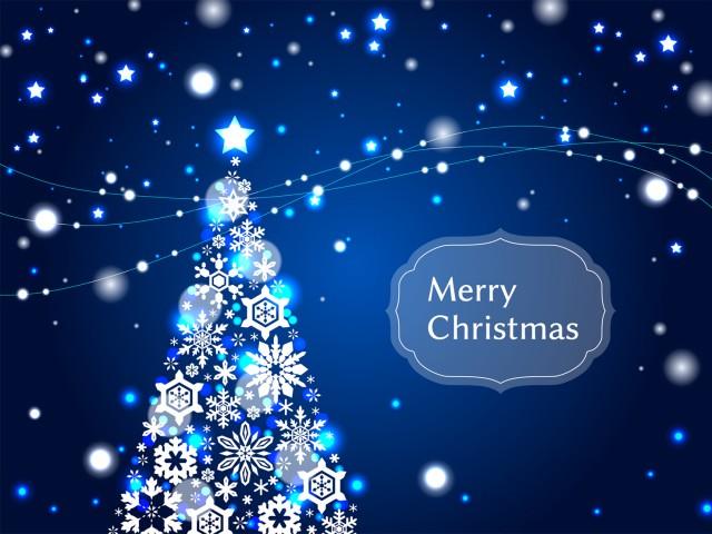 クリスマスツリー…