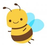 蜂 かわいい無料イラスト 使える無料雛形テンプレート最新順 素材ラボ