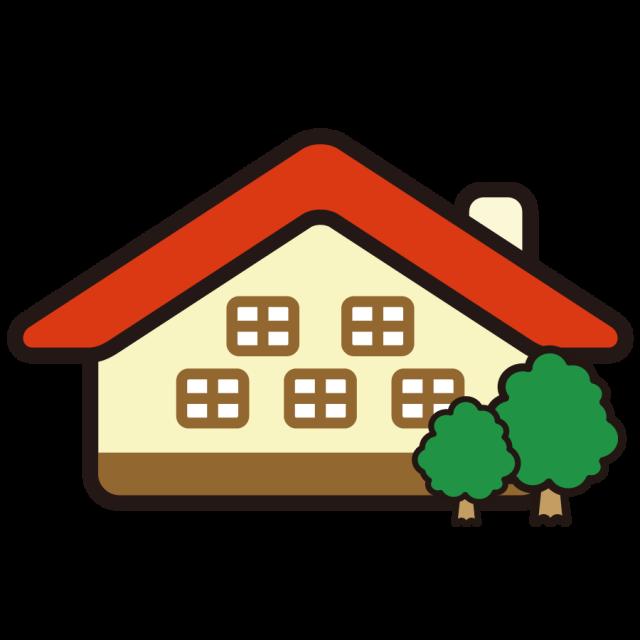 かわいいログハウスペンション別荘家 無料イラスト素材素材ラボ
