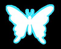 蝶 かわいい無料イラスト 使える無料雛形テンプレート最新順 素材ラボ