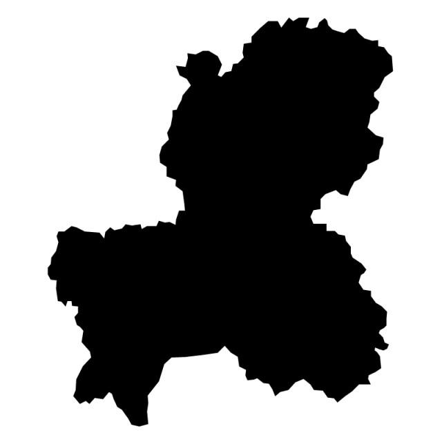 シルエット 都 クイズ 道府県