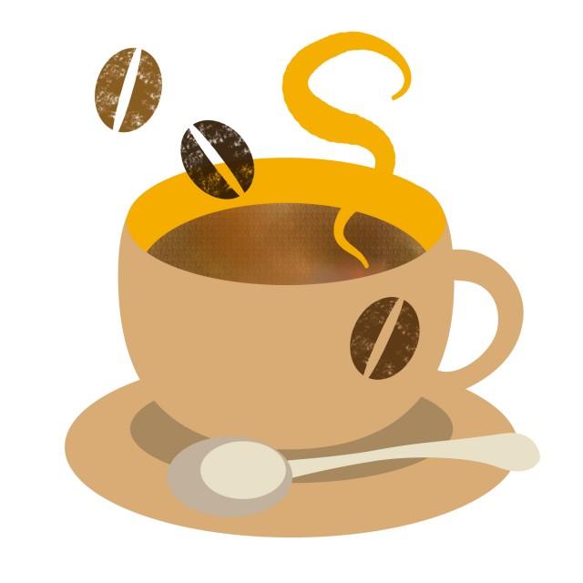 おいしいコーヒー 無料イラスト素材素材ラボ