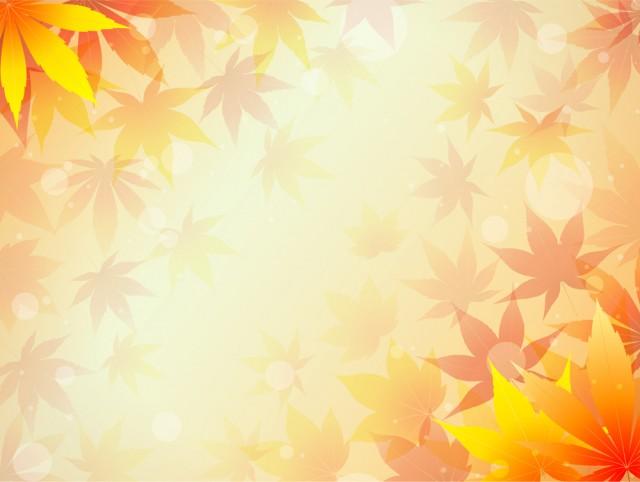 秋向けのフレーム Cs4ai Png 無料イラスト素材 素材ラボ